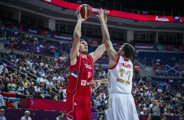 EP: Košarkaši Srbije poraženi od Rusije
