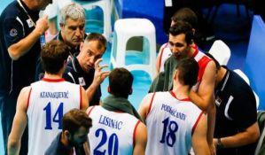 EP: Odbojkaši Srbije poraženi u polufinalu
