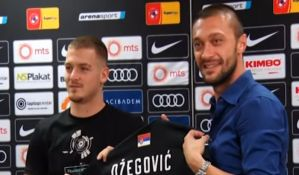 Grobari poručili Ožegoviću da ne slavi sa njima