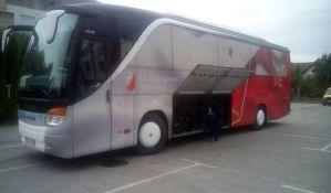 Izvršitelji nisu uzeli autobus FK Vojvodina