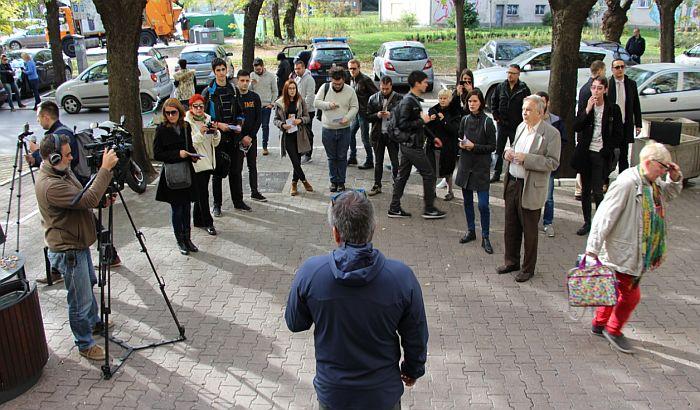 Novosadski novinari ukazali na nekažnjavanje napada na kolege