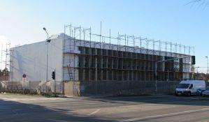 Pančevo: Nova zgrada Prekršajnog suda gotova u martu
