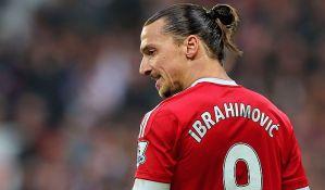 Maksimalna kazna za Ibrahimovića, ne igra protiv Čelsija