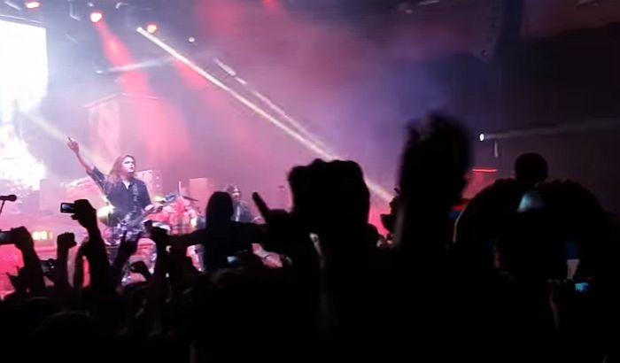 VIDEO: Grupa Sabaton odala počast Srbiji