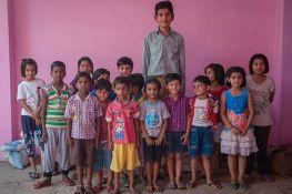 VIDEO: Osmogodišnji dečak visok dva metra
