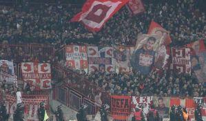 UEFA kaznila Zvezdu zbog propusta u organizaciji i navijača