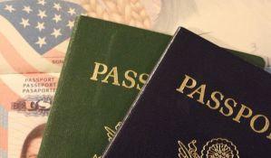 Zašto su pasoši crveni, plavi, zeleni ili crni