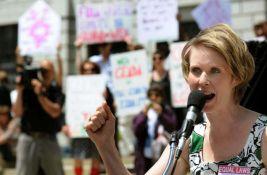 Glumica Sintija Nikson se kandiduje za guvernerku Njujorka