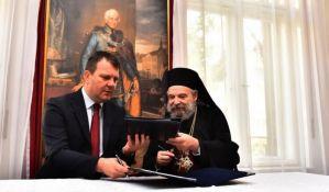Vlada Vojvodine izdvojila 11 miliona dinara za obnovu biblioteke u Budimpešti