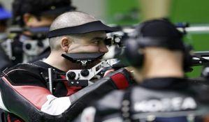 Rio: Strelac Šuranji osvojio zlato i četvrtu medalju za Srbiju