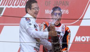 Markez ubedljivi šampion u Moto GP