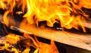 Požar u fabrici konfekcije u Prijepolju