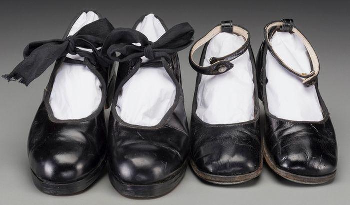 Dva para step cipela Širli Templ prodata za 20.000 dolara