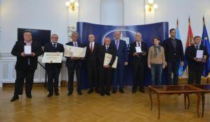 Gradska priznanja uručena dobitnicima na Dan oslobođenja Novog Sada