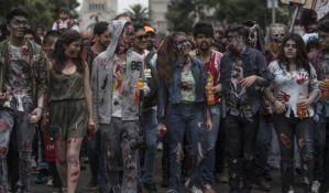FOTO: Zombiji preplavili ulice Meksiko Sitija
