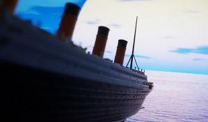 Prvi meni sa Titanika prodat za 114.000 evra