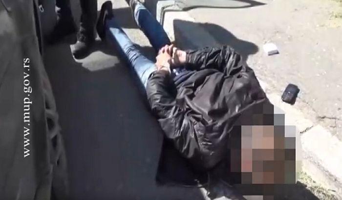 VIDEO: Uhapšeni osumnjičeni za otmicu muškarca iz Raške