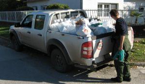 U toku deratizacija Novog Sada, prioritet Limani, Grbavica i Podbara