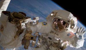 Većina astronauta pokvari vid kada je u svemiru