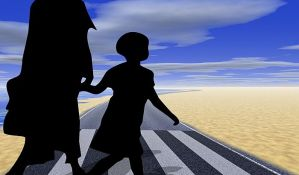 Naučnici: Deca tek sa 14 godina mogu sama preko ulice