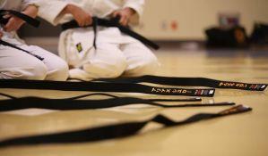 Prekovićeva šampionka Evrope u karateu