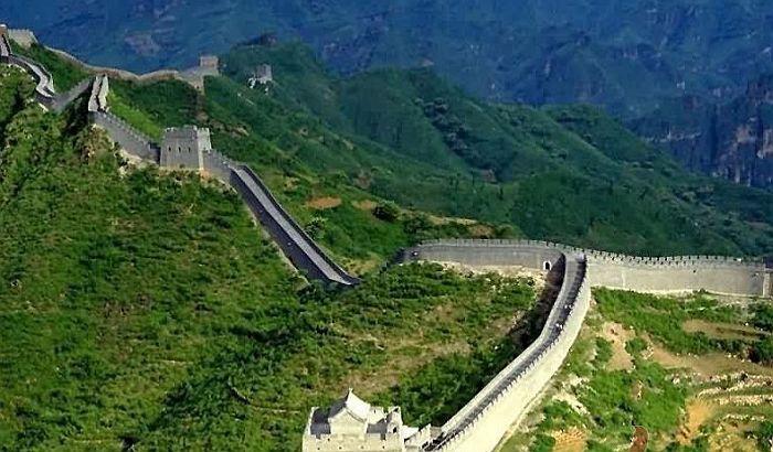VIDEO: Lepota Kineskog zida snimljena dronom