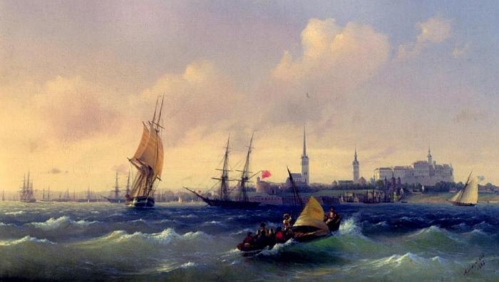 Ukradena slika slavnog ruskog slikara povučena sa aukcije