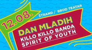 Odlaže se koncert Killo killo bande zbog nevremena