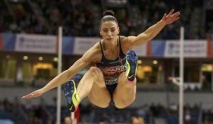 Ivana večeras skače za medalju, Dudaš počinje nadmetanje u desetoboju