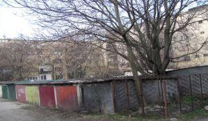 Stanari bloka kod Riblje pijace protiv gradnje garaže u njihovom dvorištu