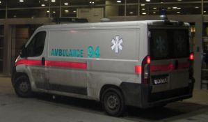 Prevrnuo se sanitet, preminula pacijentkinja koja je krenula na dijalizu