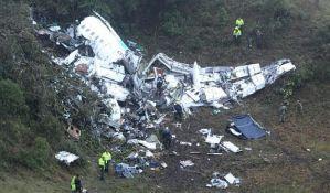Uhapšen direktor avio-kompanije zbog pada aviona u Kolumbiji