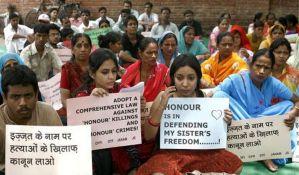 Porast broja ubistava iz časti u Indiji
