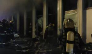 Požar u hotelu