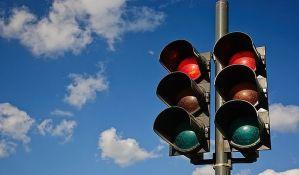 Svečano otvoreni semafor u Kraljevu dobio i Tviter nalog