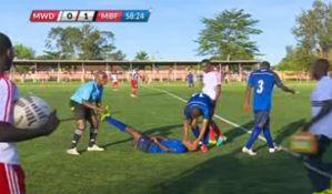 VIDEO: Proslavio gol, pa umro na terenu