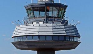Letovi iznad Belgije privremeno bili zabranjeni