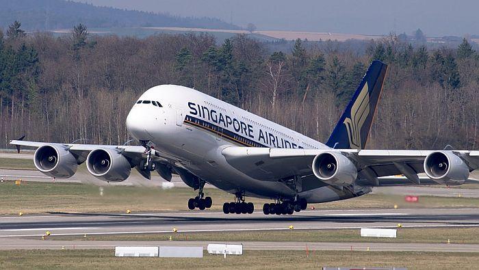 Singapore Airlines proglašen za najbolju aviokompaniju u 2018. godini