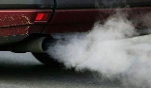 U Evropi godišnje 4.500 ljudi umre zbog štetnih gasova automobila