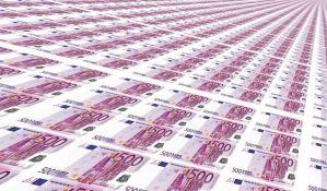 Novčanice od 500 evra začepile toalete u Ženevi