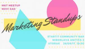 Skup posvećen marketingu u utorak u Startit centru