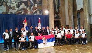 U Riju danas počinju 15. Paraolimpijske igre