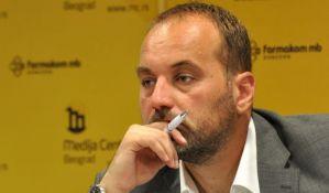 Bakić: Pitanje je da li podrška DS više šteti ili pomaže Jankoviću