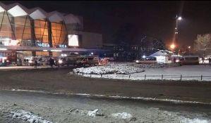 Sudar putničkog i teretnog voza u Novom Sadu, više od 20 povređenih
