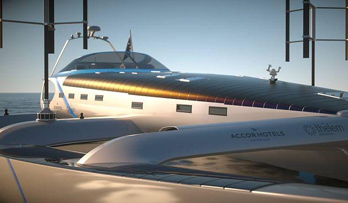 Ekološki brod se priprema za plovidbu oko sveta