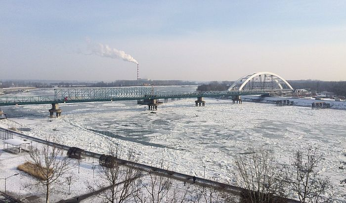Led na rekama može povećati cene goriva