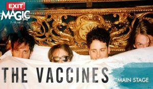 VIDEO: The Vaccines i gitarski pobunjenici na Egzitu