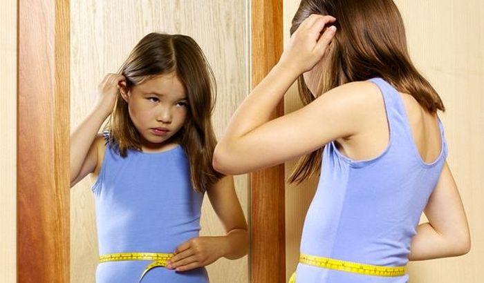 Deca sve ranije počinju da se srame svojih tela