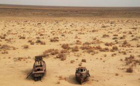 FOTO: Astronaut objavio tužnu fotografiju Aralskog mora iz svemira