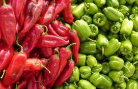 Na uvoz ranog povrća svake godine ode najmanje 100 miliona evra
